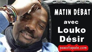 MATIN DÉBAT (depi Pòdepè) / Vendredi 7 Décembre 2018 / Louko Désir & Konpayi