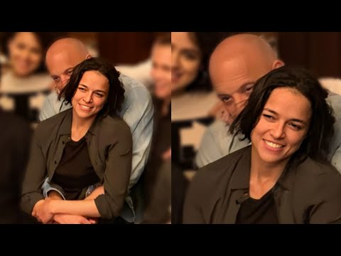 Vin Diesel and Michelle Rodriguez (Vinchelle) - Because You Loved Me