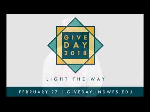 IWU Give Day Student Testimonial