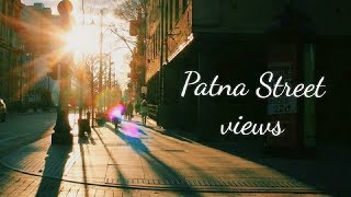 preview picture of video 'Patna Street views & places'