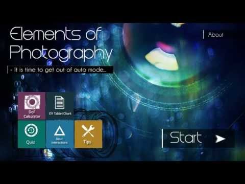 Video of EoP: Photography Tips Tutorial