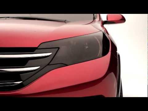 2012 Honda CR-V concept unveiled