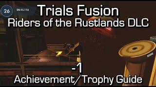 Trials Fusion - -1 Achievement/Trophy Guide - Riders of the Rustlands DLC