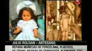 El diario del domingo Vero Ressia Muñecas 25 12 2011