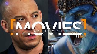 GS Times [MOVIES] 3 (2017). «Форсаж 8», «Аватар 2», «Бэтмен»
