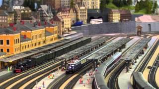 preview picture of video 'Ein Schwäbisches Modellbahnmärchen | 50 years model railroad club'