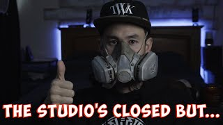 THE STUDIO IS CLOSED THIS WEEK BUT...