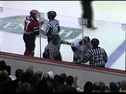 Cameron McDonald vs. Louick Marcotte