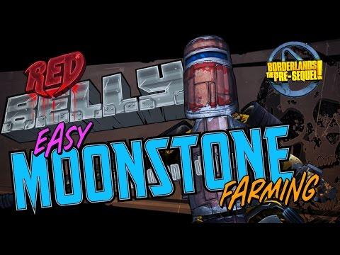 Borderlands The Pre-Sequel Easy Moonstone Farm (The Pre-Sequel