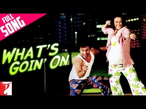 Whats Goin' On - Full Song   Salaam Namaste   Saif Ali Khan   Preity Zinta   Kunal   Sunidhi
