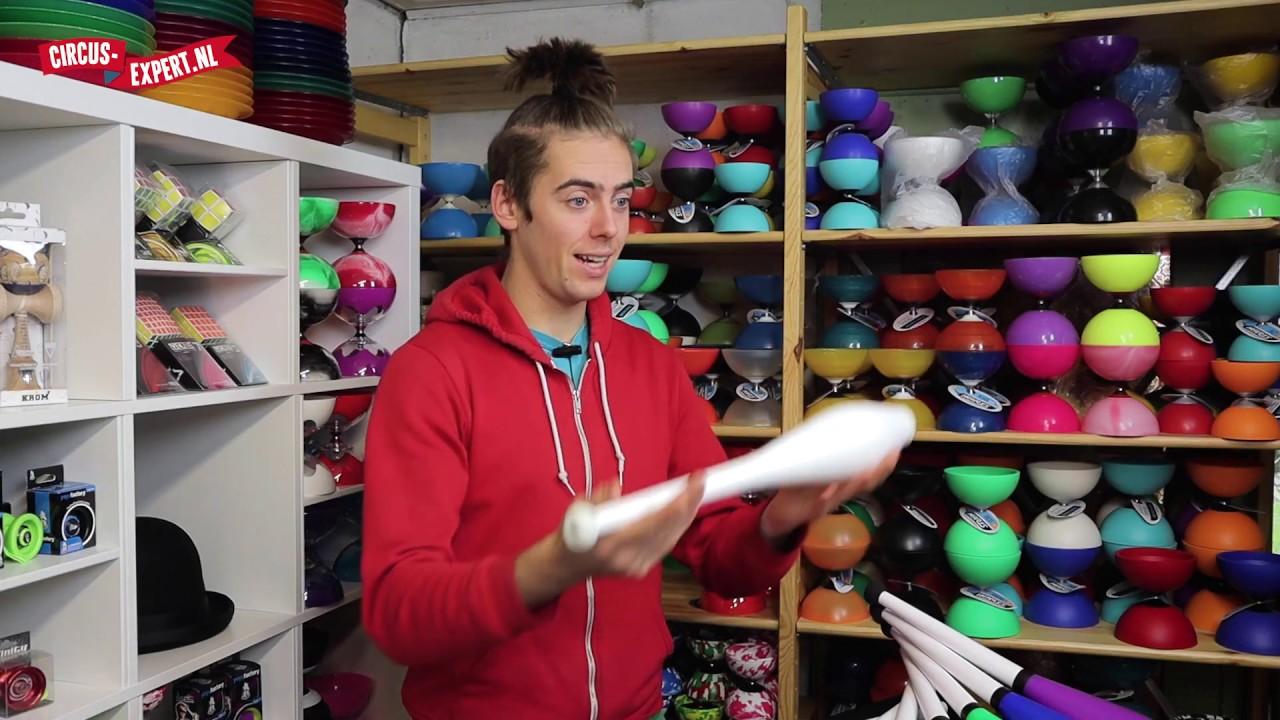 product video Henrys Loop Training Jongleerkegel