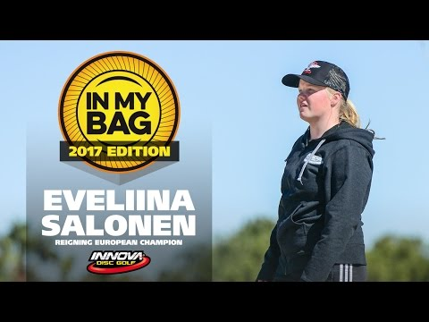 Youtube cover image for Eveliina Salonen: 2017 In the Bag