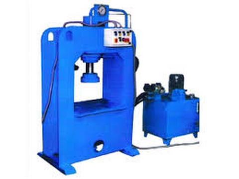 Interlock Tile Press