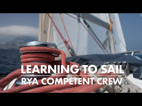 Learning to sail: RYA Competent Crew Course