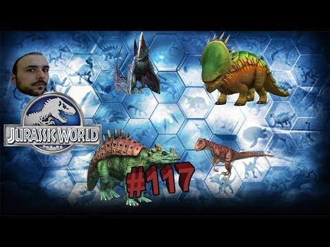 Dinozor Yükseltme , hybridleme , Yetiştirme - Jurassic World # 117