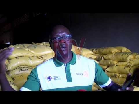Waliwo abalimi abakukkuluma olw'omucceere okuva ebweru w'eggwanga