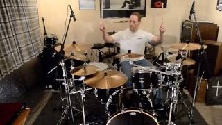 Kutless - All Who Are Thirsty (Drum Cover)