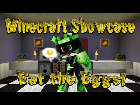 Eat the eggs - new mode for Minecraft 1.9