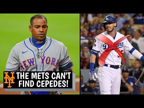 BREAKING: Yoenis Cespedes Is MISSING, Mets Can't Find Him! Cody Bellinger BENCHED, Trout (MLB Recap)