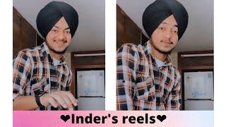 Inder's ❤cute reaction❤ on (Shadaa song) Diljeet Dosanjh