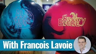 Storm Gravity Evolve & All-Road featuring Francois Lavoie