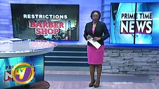 Barber Shops & Hair Salon Restrictions: TVJ News - March 25 2020
