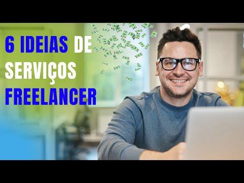 6 IDEIAS DE SERVIOS PARA PRESTAR COMO FREELANCER