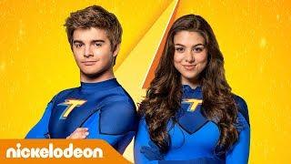🔴 Грозная семейка | Все Серии ⚡️ | Nickelodeon Россия