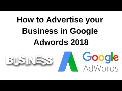 Using Google Adwords How to Advertise Your Business
