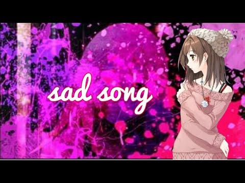 أغنية حزينة | أغنية رومانسية حزينة / sad song Amv