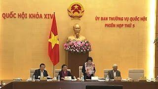 Tin Tức 24h: Đồng chí Trương Thị Mai làm việc tại Sóc Trăng