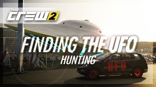 The Crew 2 - FINDING THE UFO! (Easter Egg Hunting)