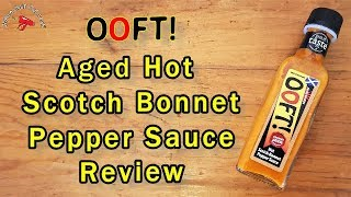 Hot Scotch Bonnet Pepper Chilli Sauce Review