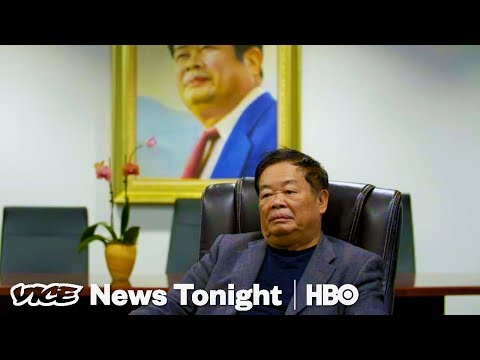 Meet the Chinese Billionaire Who Opened Shop in Ohio: VICE News Tonight on HBO