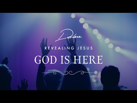 God Is Here - Youtube Music Video
