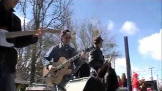 Cal Crush Float Ripon Almond Blossom Parade 2011 Beatles Medley