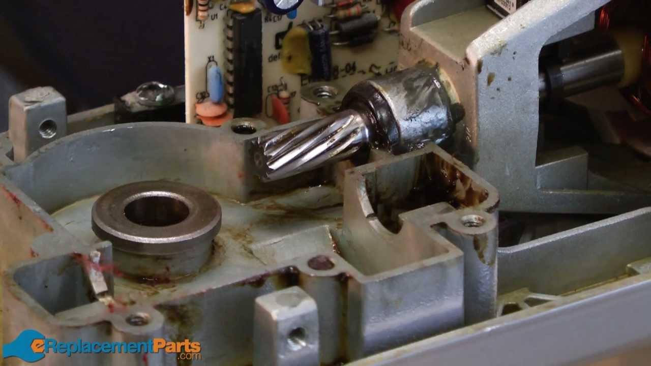 Replacing your KitchenAid Mixer GREASE