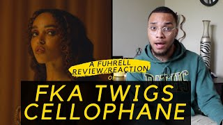 FKA Twigs   Cellophane REVIEWREACTION