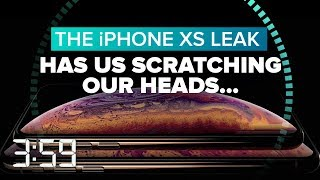 The iPhone XS leak has us scratching our heads (The 3:59, Ep. 453)