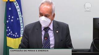 Minas e Energia - Eleição de Vice-Presidentes e Discussão e Votação de Proposições - None