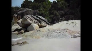 preview picture of video 'Beaches in Malaysia, Urlaub an  der Ostküste Malaysia, Strand Kuantan Beach, Part 2'