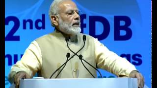 Yesterday Prime Minister Narendra Modi mentions our work in Africa at the