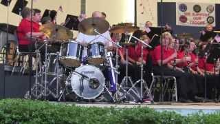 Evan Ryan Drum Solo