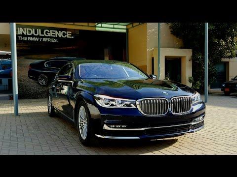 2017 BMW 7 series 740Li: Startup/ Exhaust/ Interior/ Exterior/ In-depth Review