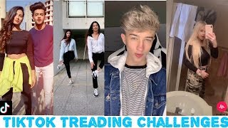 Top 5 Tiktok Musically Challenges || Kiss Challenge , Barking , Tripping  ||