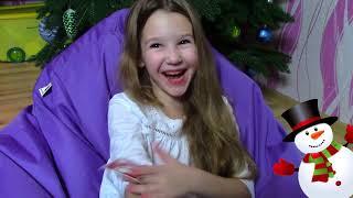 Хочешь быть самой красивой? / Новогодние тату / Новогоднее украшение для девочек / Видео для детей