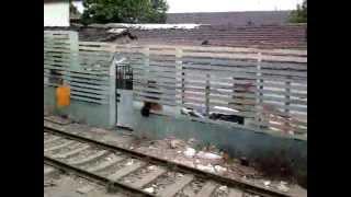 preview picture of video '中国鉄道 7101列車の車窓から。中華門→馬鞍山 7101次列车 自南京中华门至马鞍山'