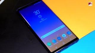Samsung Galaxy Note 9 im ersten Test