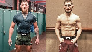 Хабиб хочет побить Конора в стойке / Тренер Хавьер Мендес о бое Макгрегор - Нурмагомедов на UFC 229