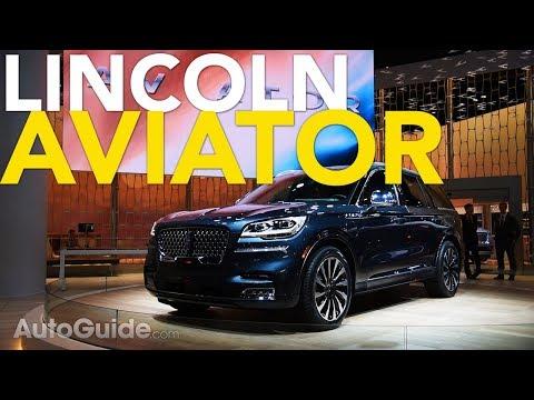2020 Lincoln Aviator - 2018 LA Auto Show